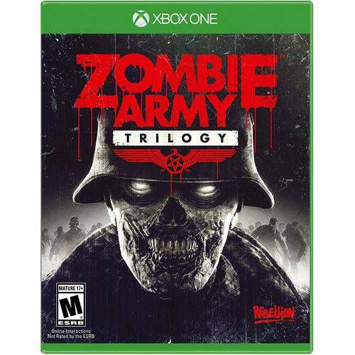 Zombie Army Trilogy - Xbox One Semi novo