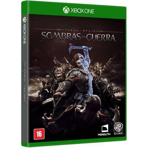 Terra Média Sombras da Guerra - Xbox One Semi-novo