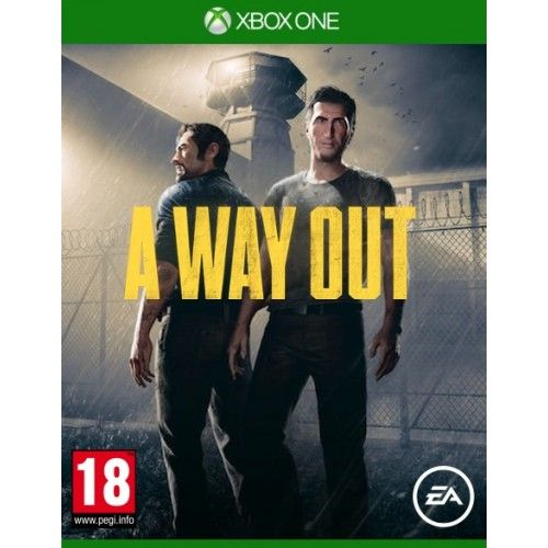 A Way Out - Xbox One Pré-venda 23/03/18