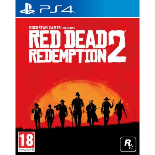 Red Dead Redemption 2 - PS4 Pré-venda 2018
