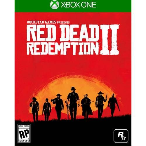 Red Dead Redemption 2 - Xbox One Pré-venda 2018