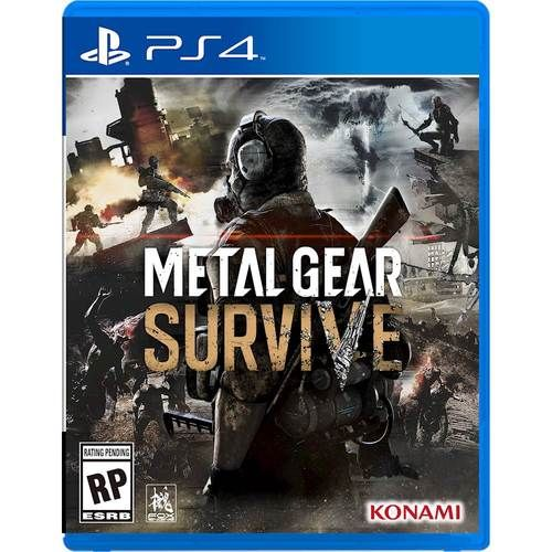 Metal Gear Survival - PS4