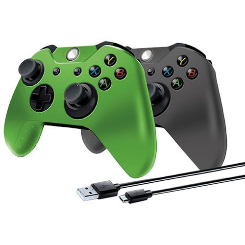 Comfort Grip Twin Pack DreamGear - Xbox One
