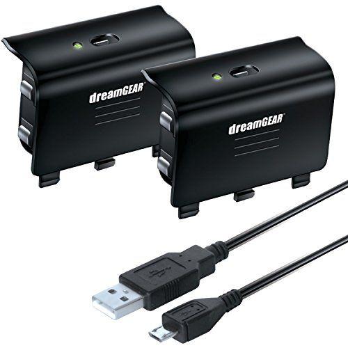 Charge kit DreamGear Xbox one