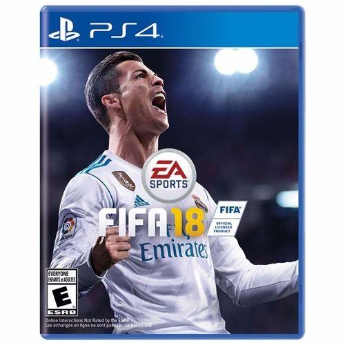 Fifa 18 - PS4 Semi-novo