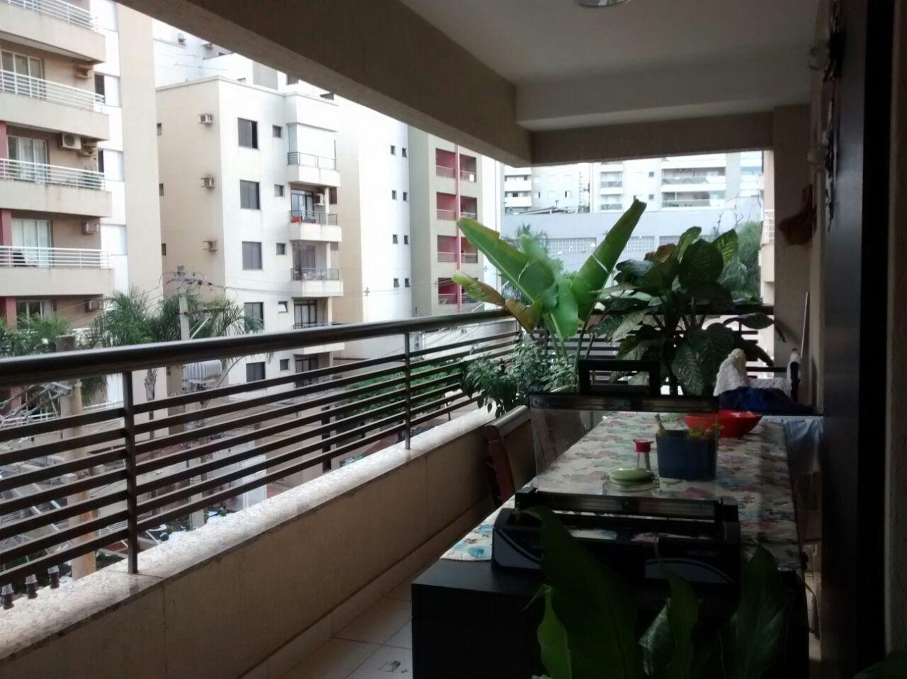 297 - Apto Jardim Botânico 115 m²