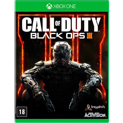 Call Of Duty: Black Ops 3 - Xbox One Semi-novo