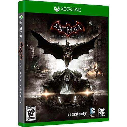 Batman: Arkham Knight - Xbox One Semi-novo