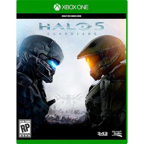 Halo 5: Guardians - Xbox One Semi-novo