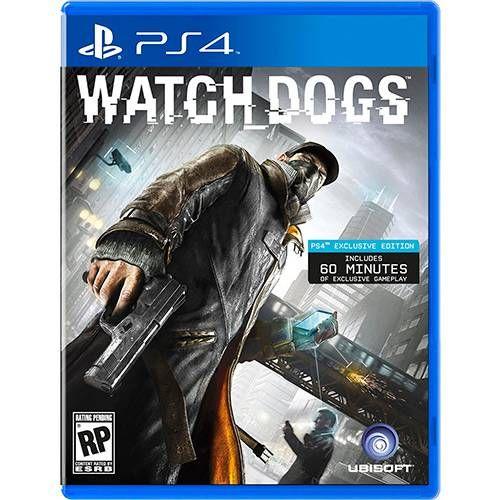 Watch Dogs - PS4 Semi-novo