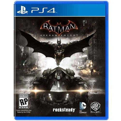 Batman: Arkham Knight - PS4 Semi-novo