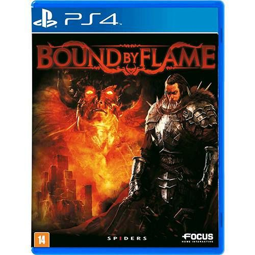 Bound by Flame - PS4 Semi-Novo