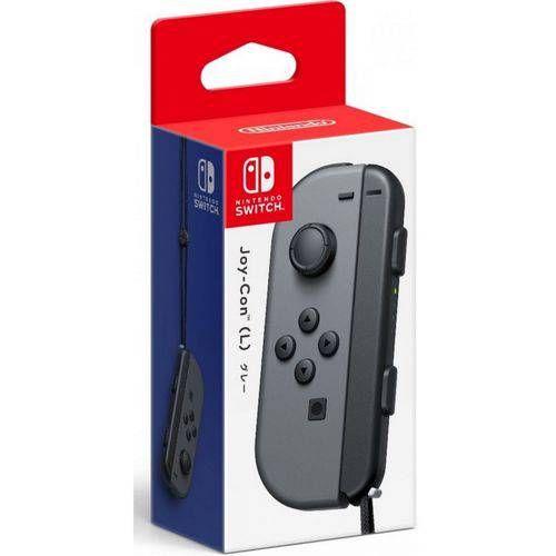 Controle Sem Fio - Nintendo Swich Joy-con L Gray