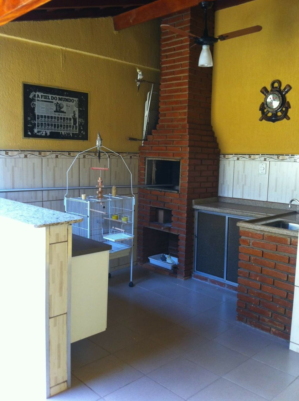 338 - Casa Cond. Lagoinha 115 m²