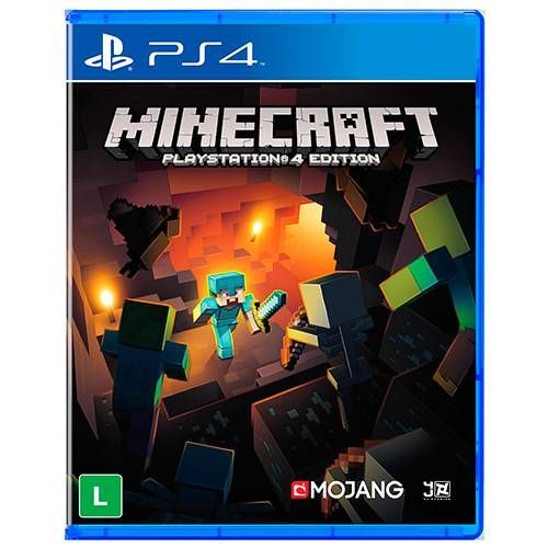Minecraft - PS4 Semi-novo