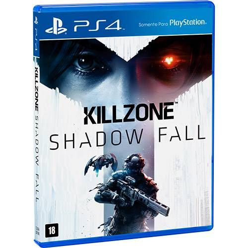 Killzone Shadow Fall - PS4 Semi novo