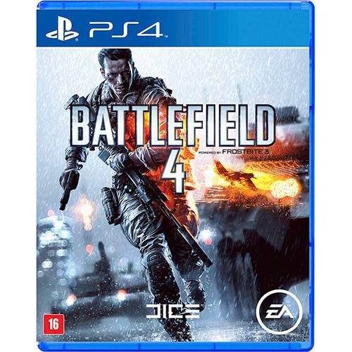 Battlefield 4 - PS4 Semi-novo