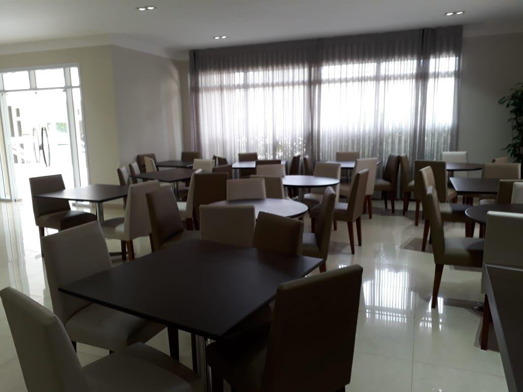 350 - Apto Bosque dos Juritis 218 m²