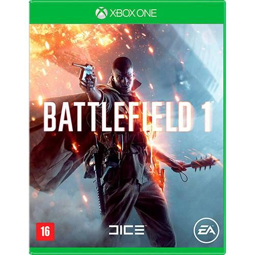 Battlefield 1 - Xbox One Semi Novo