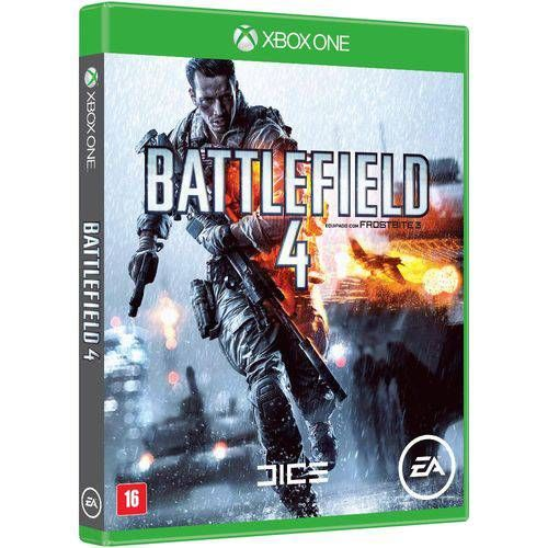 Battlefield 4 - Xbox One Semi novo
