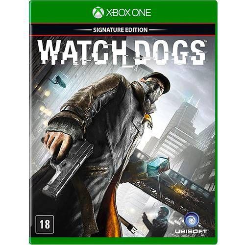 Watch Dogs - Xbox One Semi novo