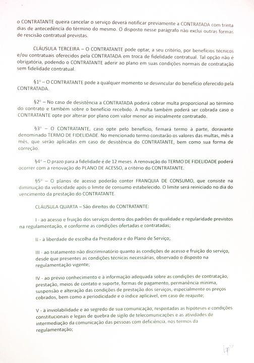 Internet Fibra Óptica para Condomínios e Empresas - Contrato Anate 02