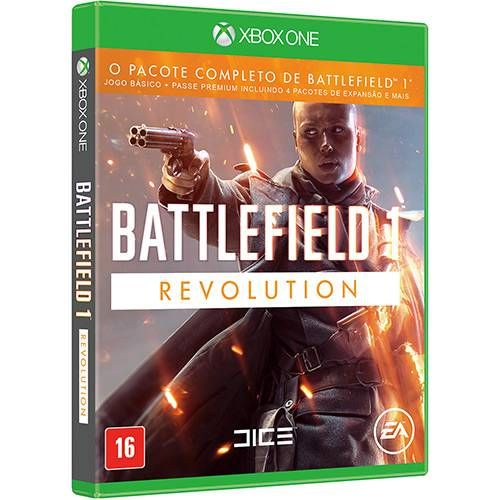Battlefield 1 Revolution - Xbox One Usado