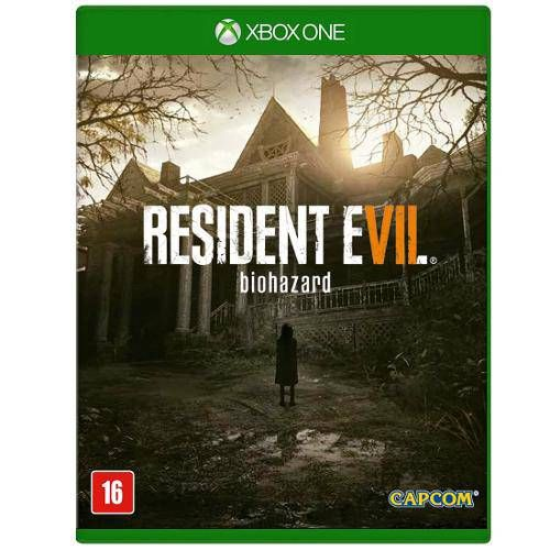 Resident Evil 7 - XBOX ONE Semi novo