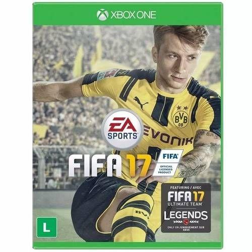 Fifa 17 - XBOX ONE Semi novo