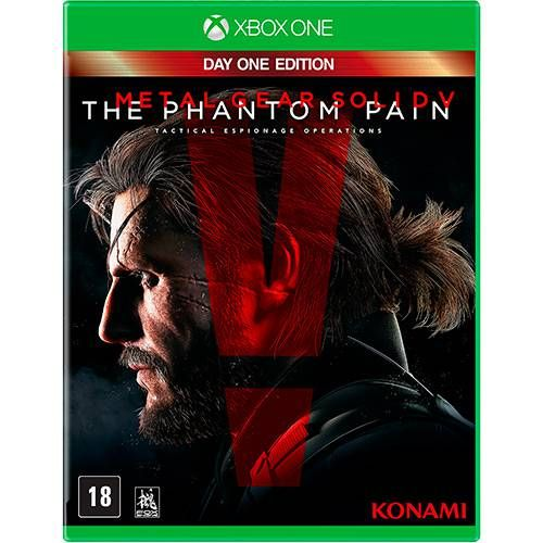 Metal Gear Solid V: The Phantom Pain - Xbox One Semi novo