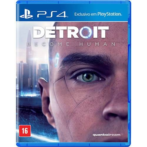 Detroit Become Human - PS4 Pré Venda 25/05/2018
