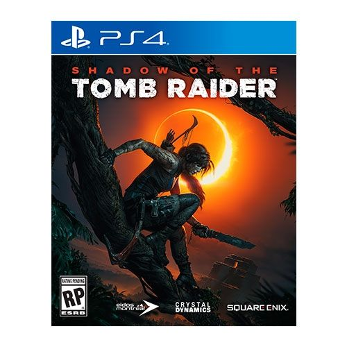 Shadow Of The Tomb Raider - Ps4 Pré Venda 14/09/2018