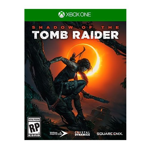 Shadow Of The Tomb Raider - Xbox One Pré Venda 14/09/2018