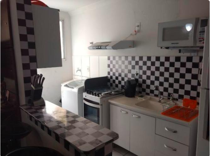 437 - Apto Lagoinha 48 m²