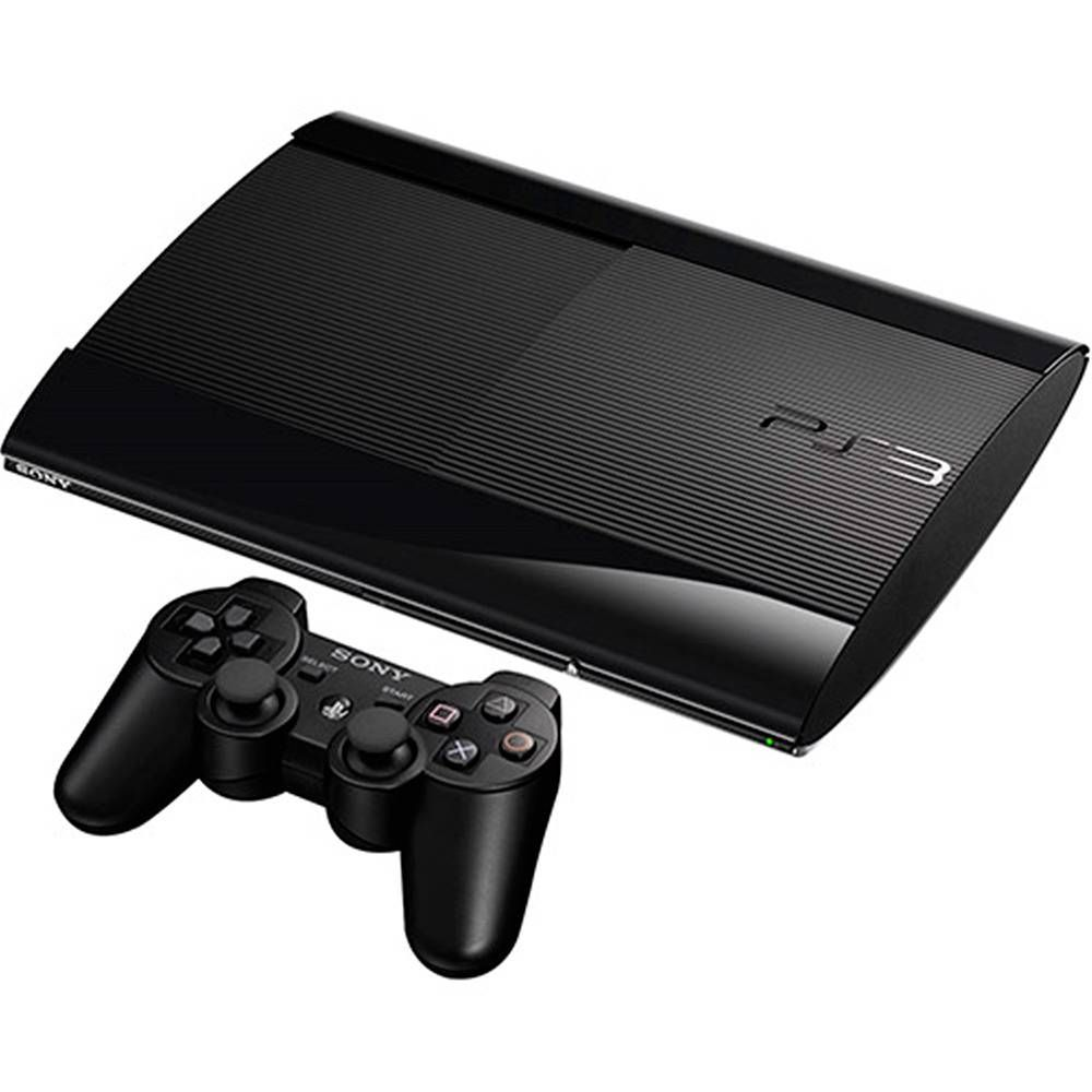 Playstation 3 Super Slim 250 GB Seminovo