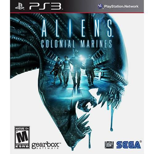 Alien Colonial Marines - PS3 Semi novo