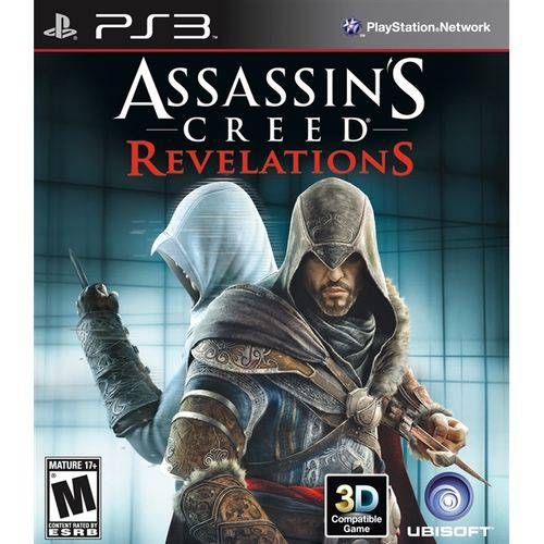 Assassin's Creed: Revelations - PS3 Semi novo