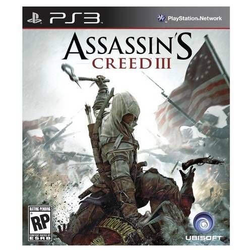 Assassins Creed III - PS3 Semi novo