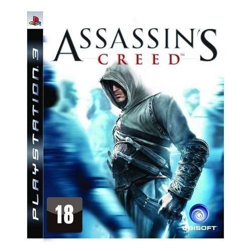 Assassin's Creed - PS3 Semi novo