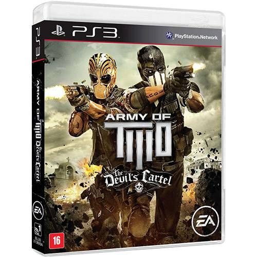 Army Of Two: The Devil's Cartel - PS3 Semi novo