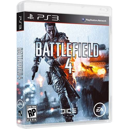 Battlefield 4 - PS3 Semi novo