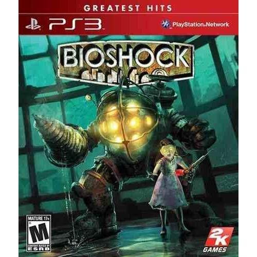 Bioshock - PS3 Semi novo