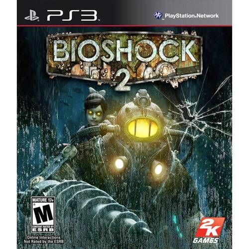Bioshock 2 - PS3 Semi novo