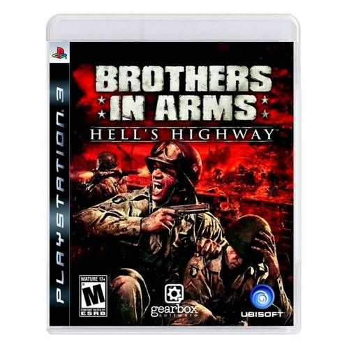 Brothers In Arms: Hells Highway - PS3 Semi novo