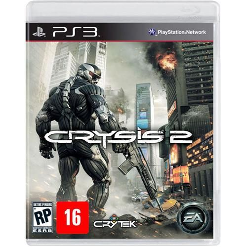 Crysis 2 - PS3 Semi novo