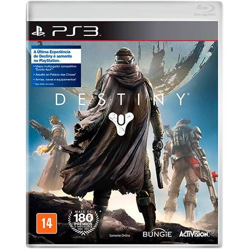 Destiny - PS3 Semi novo