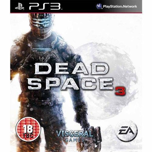 Dead Space 3 - PS3 Semi novo