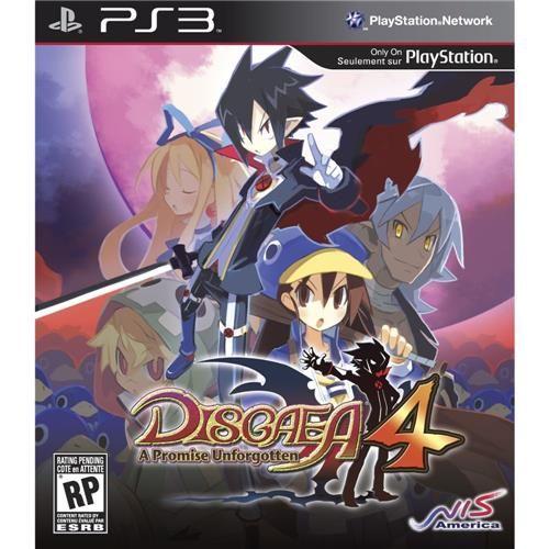 Disgaea 4: A Promise Unforgotten - PS3 Semi novo