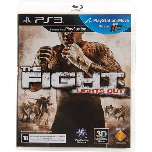 The Fight: Lights Out - PS3 Semi novo