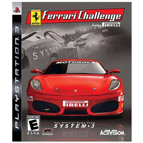 Ferrari Challenge - PS3 Semi novo